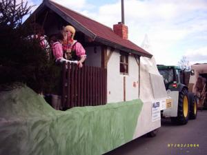 2004: Auf der Alm, da gibt's koi S�nd