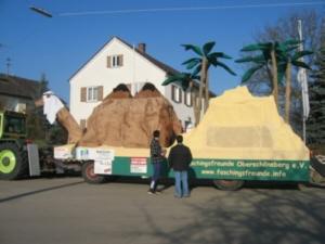 2005: Obersch�neberger Kameltreiber