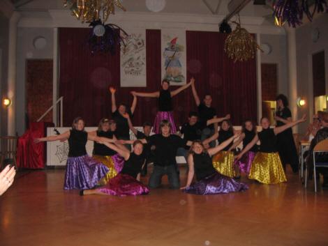 Tanzgruppe 2006